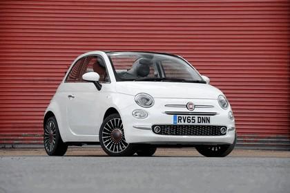 2015 Fiat 500 - UK version 91