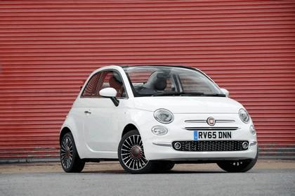 2015 Fiat 500 - UK version 92