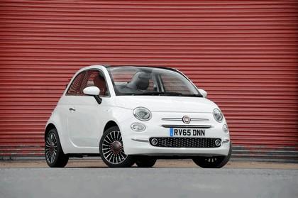 2015 Fiat 500 - UK version 94