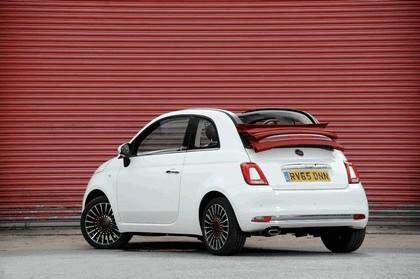 2015 Fiat 500 - UK version 96