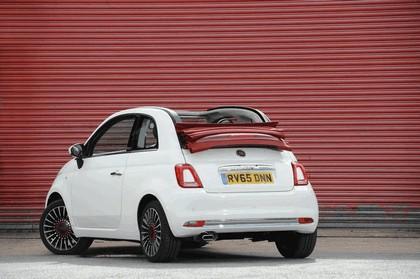 2015 Fiat 500 - UK version 99