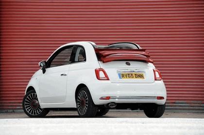 2015 Fiat 500 - UK version 100