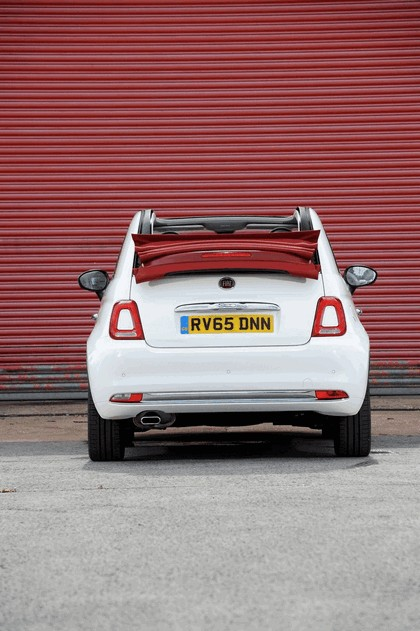 2015 Fiat 500 - UK version 101