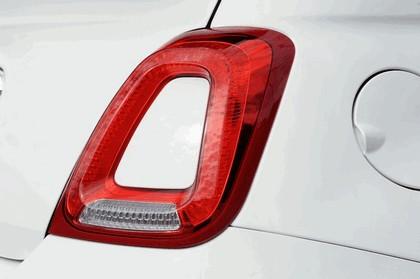 2015 Fiat 500 - UK version 106