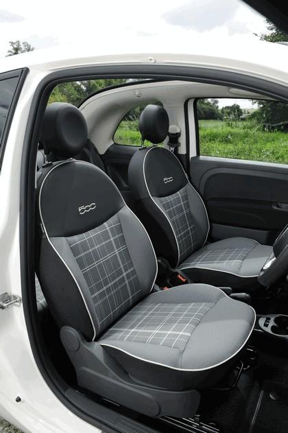 2015 Fiat 500 - UK version 110