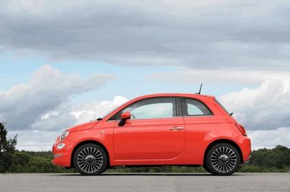 2015 Fiat 500 - UK version 112