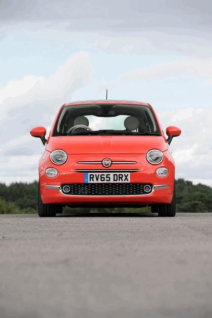 2015 Fiat 500 - UK version 115