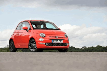 2015 Fiat 500 - UK version 118