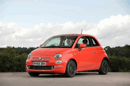 2015 Fiat 500 - UK version 119