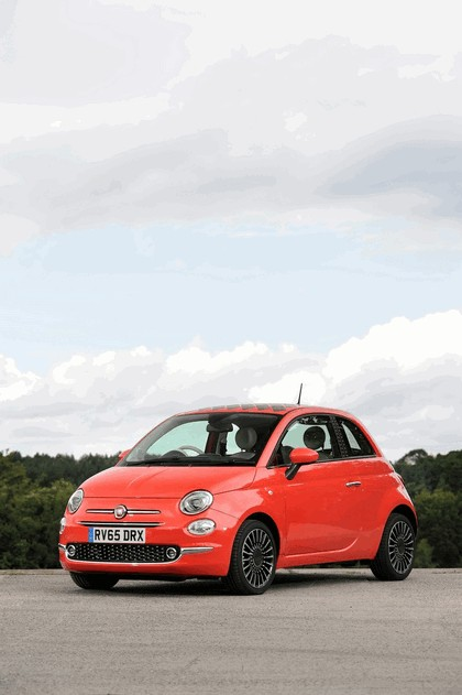 2015 Fiat 500 - UK version 120