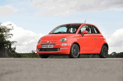 2015 Fiat 500 - UK version 121