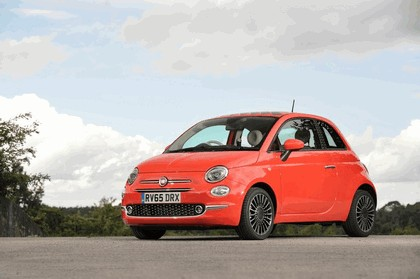 2015 Fiat 500 - UK version 122