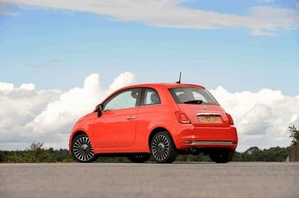 2015 Fiat 500 - UK version 126