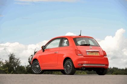 2015 Fiat 500 - UK version 127
