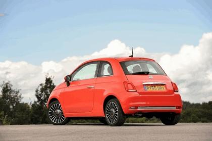 2015 Fiat 500 - UK version 128