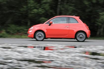 2015 Fiat 500 - UK version 131