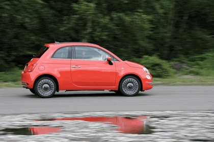 2015 Fiat 500 - UK version 134