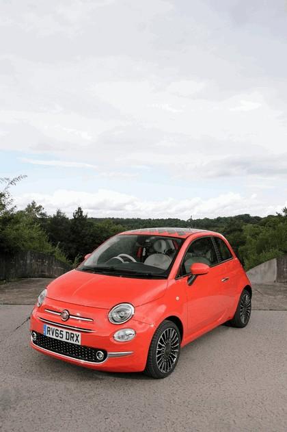 2015 Fiat 500 - UK version 136