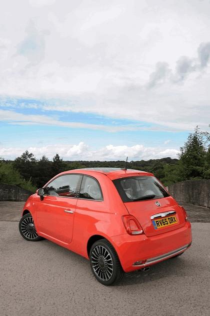 2015 Fiat 500 - UK version 137