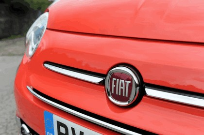 2015 Fiat 500 - UK version 139