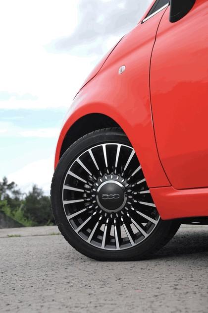 2015 Fiat 500 - UK version 142