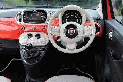 2015 Fiat 500 - UK version 150
