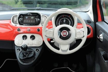 2015 Fiat 500 - UK version 153