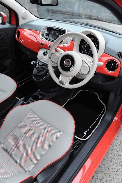 2015 Fiat 500 - UK version 154
