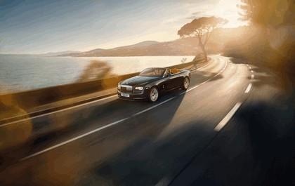 2015 Rolls-Royce Dawn 8