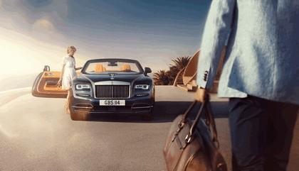 2015 Rolls-Royce Dawn 9