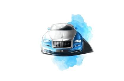 2015 Rolls-Royce Dawn 30