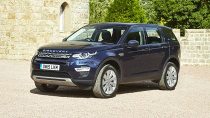 2015 Land Rover Discovery Sport HSE Luxury - UK version 3
