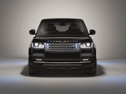 2015 Land Rover Range Rover Sentinel 1