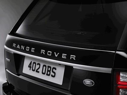2015 Land Rover Range Rover Sentinel 2