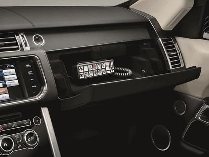 2015 Land Rover Range Rover Sentinel 8