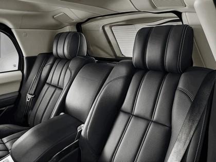 2015 Land Rover Range Rover Sentinel 9