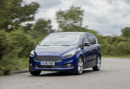 2015 Ford S-Max - UK version 2