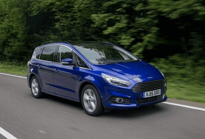 2015 Ford S-Max - UK version 5