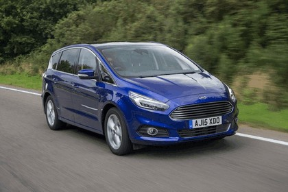 2015 Ford S-Max - UK version 6