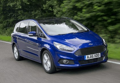 2015 Ford S-Max - UK version 7