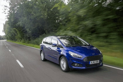 2015 Ford S-Max - UK version 8