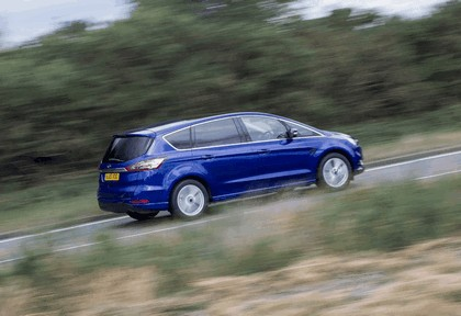 2015 Ford S-Max - UK version 10