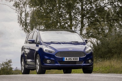 2015 Ford S-Max - UK version 13