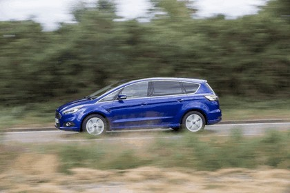 2015 Ford S-Max - UK version 14