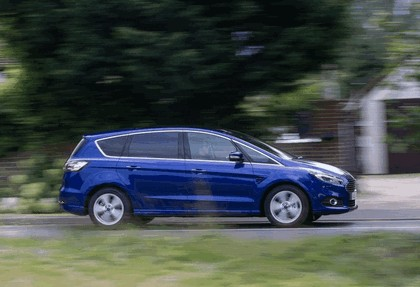 2015 Ford S-Max - UK version 18