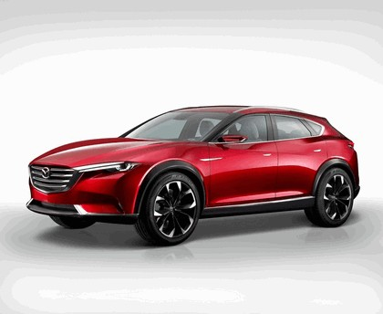 2015 Mazda Koeru 1