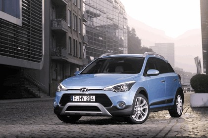 2015 Hyundai i20 Active 1