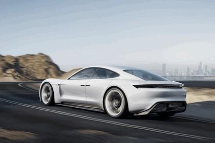 2015 Porsche Mission E concept 2