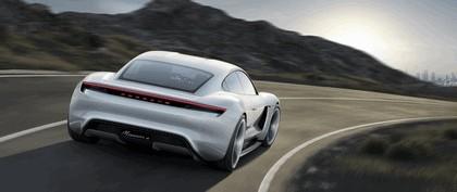 2015 Porsche Mission E concept 3