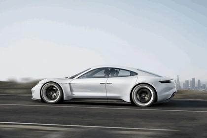 2015 Porsche Mission E concept 4